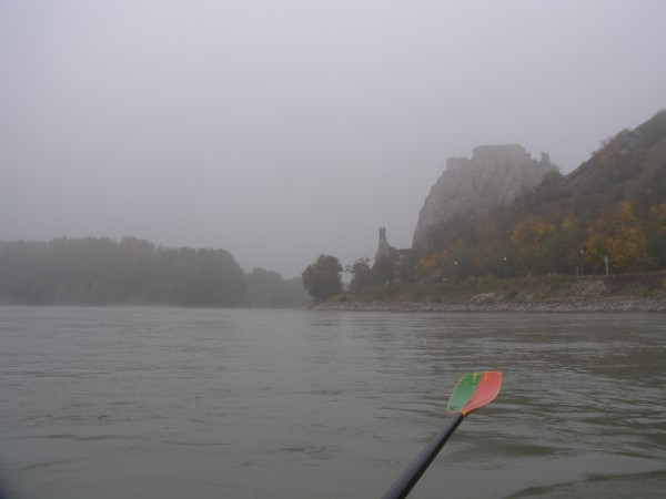 Muendung der March in die Donau D09