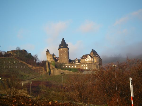 Schloss in Bacharach RH08