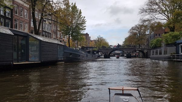 in den Grachten Amsterdam 2019